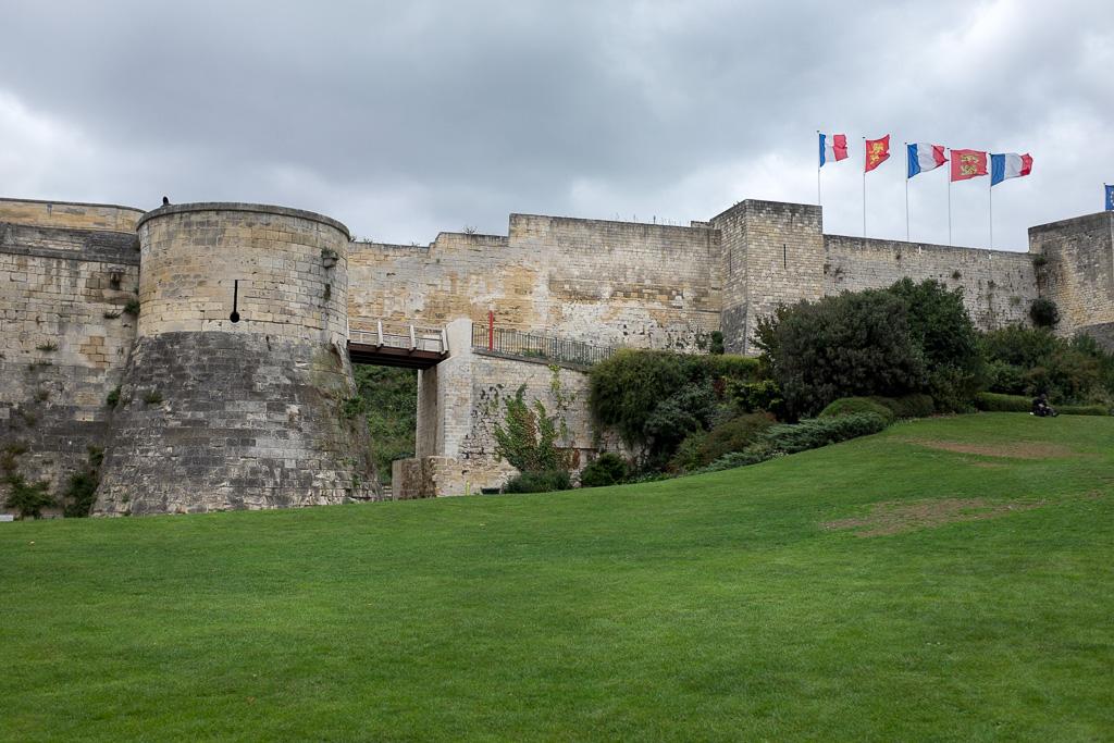 Le Château de Caen